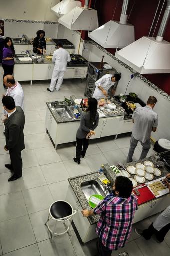 Una Gourmet - Em breve mais cozinhas e laboratórios