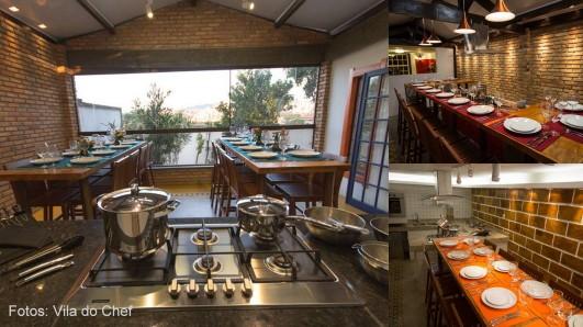 As três cozinhas - Tudo da Tramontina